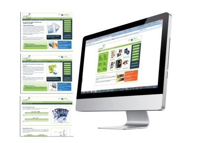Paradigm Print Website